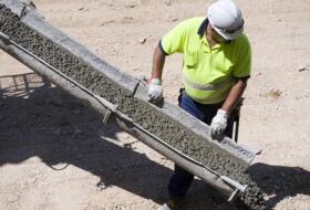 Товарный бетон М200