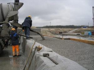 Стоимость бетона за м3 с доставкой