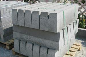 бетон для производства бордюров