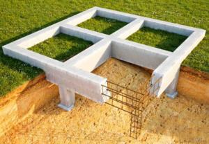 Выбираем бетон для различных типов фундамента