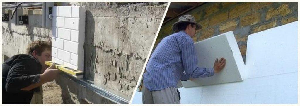 Чем приклеить бетон к бетону?