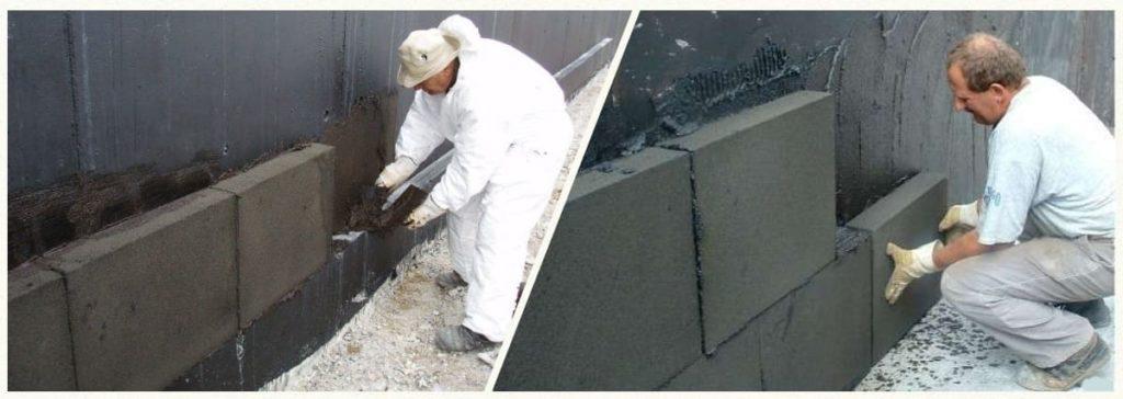 Крепить бетон к бетону
